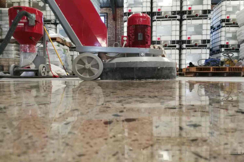 Polished Concrete Services Perth